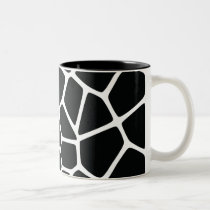 Giraffe | Ethnic Two-Tone Coffee Mug