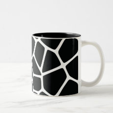 Giraffe | Ethnic Two-Tone Coffee Mug