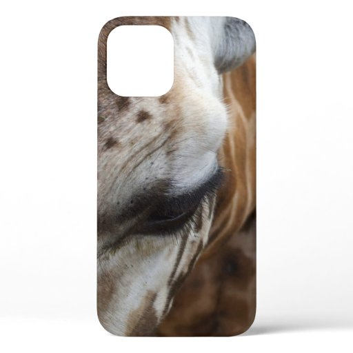 Giraffe Face Phone Case