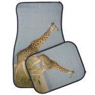 Giraffe Floor Mat