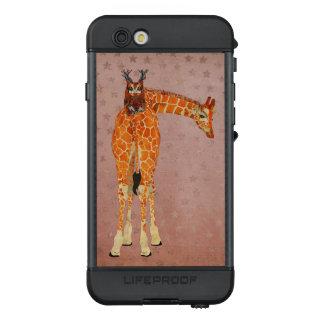 GIRAFFE & FLORAL ANTLER OWL LifeProof NÜÜD iPhone 6S CASE