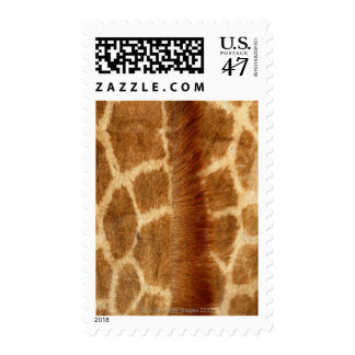 Giraffe Fur Postage
