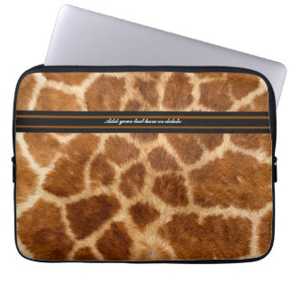 Giraffe Fur  Sleeve - Customize