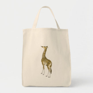 Giraffe Gifts Tote Bag