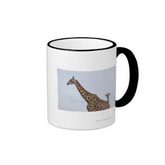 Giraffe (Giraffa camelopardalis), Chobe National Ringer Mug