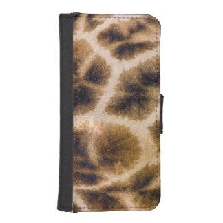 Giraffe (Giraffa Camelopardalis) Skin iPhone 5 Wallets