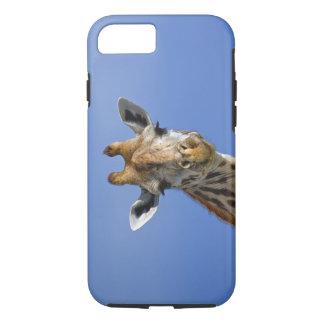 Giraffe, Giraffa camelopardalis tippelskirchi, iPhone 8/7 Case