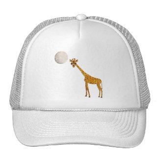 Giraffe Gorras De Camionero