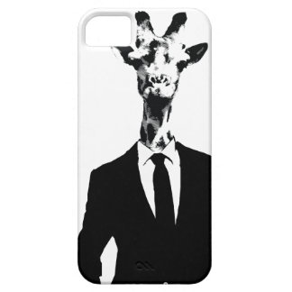 Giraffe Guy iPhone 5 Cover iPhone 5/5S Covers