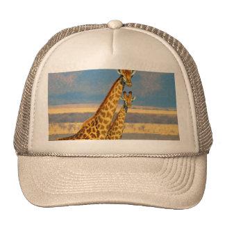 Giraffe Trucker Hat
