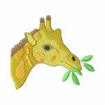 Giraffe Head Embroidered Jacket