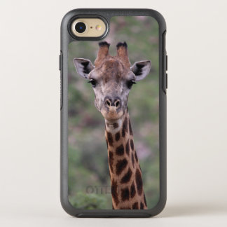 Giraffe Headshot OtterBox Symmetry iPhone 7 Case