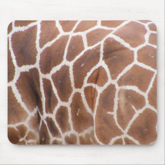 Giraffe Hide Mousepad