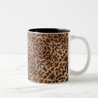 Giraffe Hide Mug