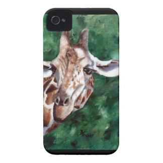 Giraffe I'm Up Here BlackBerry Bold Case