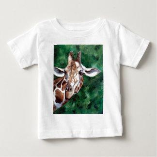 Giraffe I'm Up Here Infant Tshirt