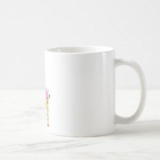 Giraffe in Tutu Coffee Mug