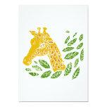 Giraffe Invite