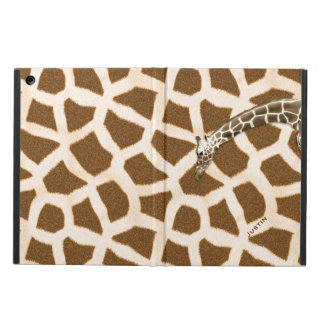 Giraffe iPad Air Case with Stand