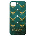 Giraffe iPhone 5 Fundas