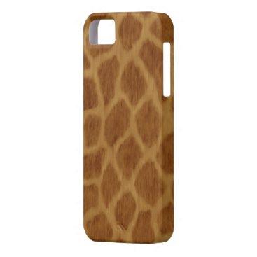 Giraffe iPhone 5G Case
