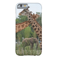 giraffe iPhone 6 case