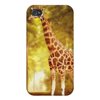 Giraffe Covers For iPhone 4
