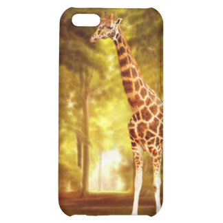 Giraffe iPhone 5C Case