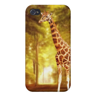 Giraffe iPhone 4 Covers