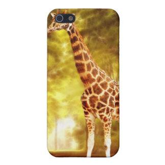 Giraffe iPhone 5 Covers