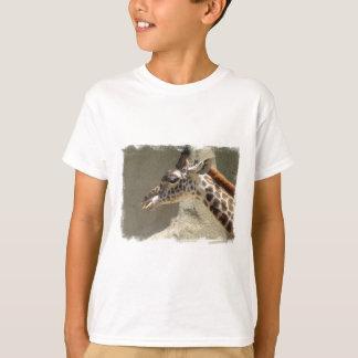 Giraffe Kid's T-Shirt
