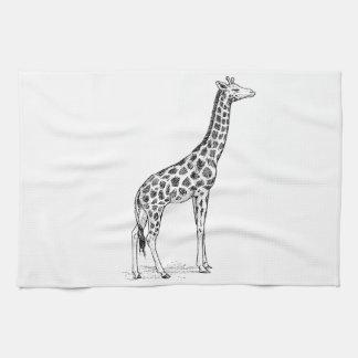 Giraffe Towels
