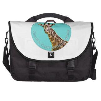 Giraffe Laptop Commuter Bag