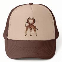 Giraffe Love hat