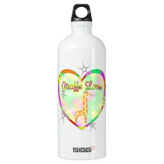Giraffe Lover Water Bottle