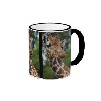 Giraffe Lovers Art Gifts Mug