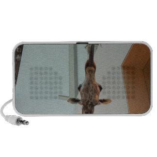 Giraffe, luckier than Marius; model 1 Mp3 Speakers