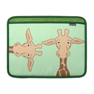 Giraffe MacBook Air Sleeve