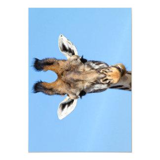 Giraffe Magnetic Card