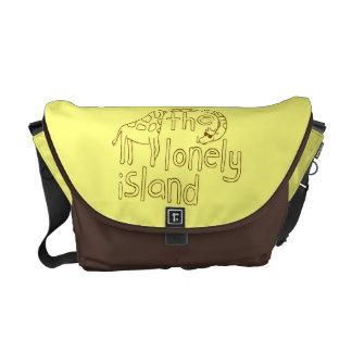 Giraffe Messenger Bag