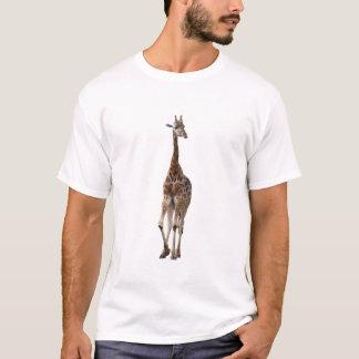 Giraffe Named Tip Top Men's Preformance Tank..!