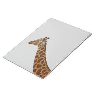 Giraffe Scratch Pads