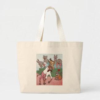 Giraffe Occasions Merriment in Animals Bag
