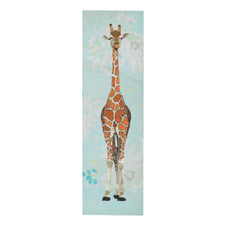 GIRAFFE PANEL WALL ART