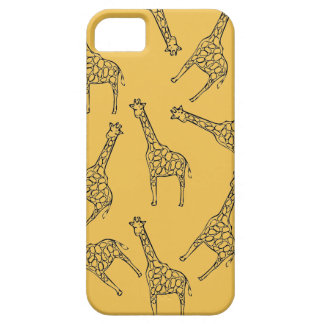Giraffe Party iPhone SE/5/5s Case