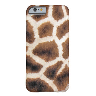 Giraffe Pattern Case Barely There iPhone 6 Case