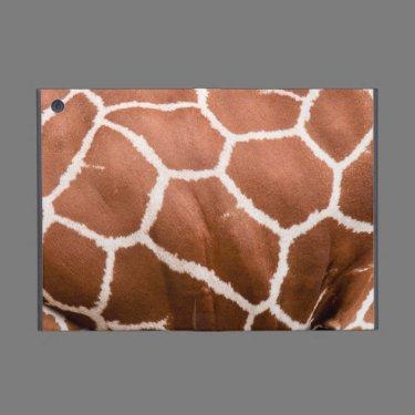 Giraffe pattern iPad mini covers