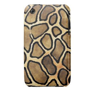 GIRAFFE PATTERN iPhone 3 Case-Mate Case
