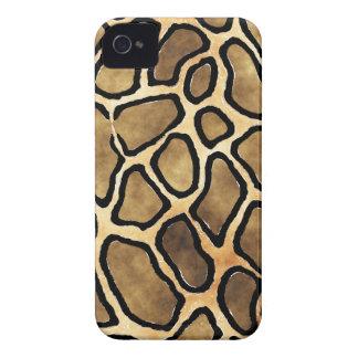 GIRAFFE PATTERN iPhone 4 Case-Mate Case