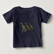 Giraffe Pattern T-shirts